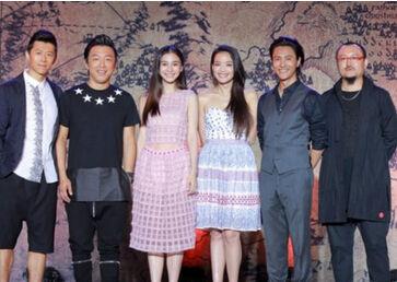 华语电影三巨头齐聚《鬼吹灯》