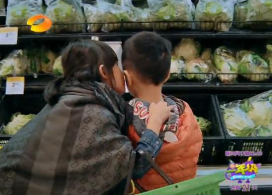 《爸爸2》贝儿爱杨阳洋亲不够