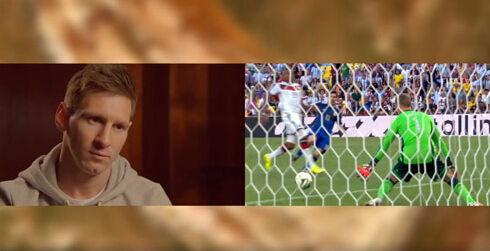 梅西回顾巴西世界杯:决赛未夺冠终生遗憾