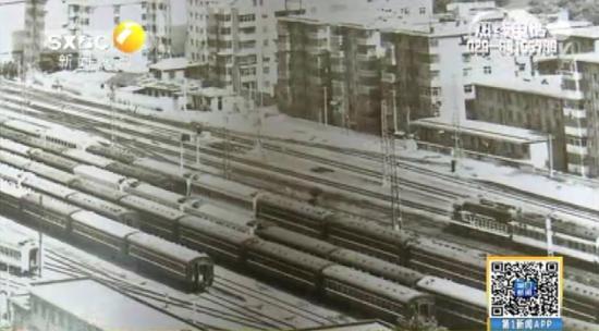 西安火车站沧桑八十年
