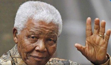 南非总统祖玛宣布曼德拉病逝