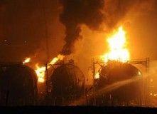 北郊气体公司发生爆炸 现场两死两伤