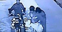 监控实拍少女全裸遭两男子强行掳走性侵