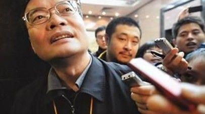 """东莞市长被追问扫黄和转型 回应""""嘿嘿"""""""