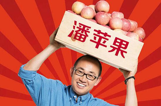 """""""潘苹果""""登陆西安 陕西苹果谁来代言"""