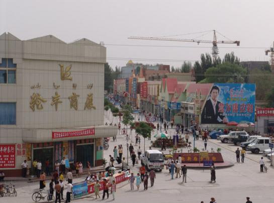 新疆轮台县多处发生爆炸 致2人死亡