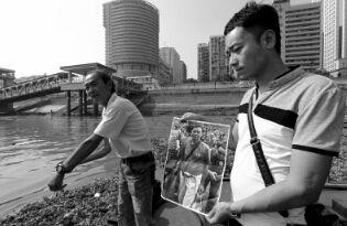 6旬老汉下水救人失踪 3名获救者态度冷漠