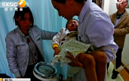 男童下体被叔叔女友割断 生育能力保住