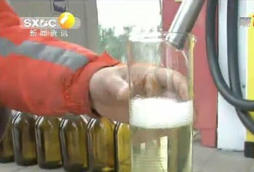 抽检油品是否达到真国V 用国V油保养费可降低